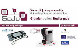 Hannovermesse-News: Senior- & Juniorpreneurship (SeJu): Gründerbegleitung mit Uni-Know-how
