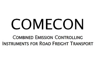 Detailbild zu :  COMECON - Combined Emission Controlling Instruments for Road Freight Transport