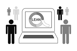 Computergestützte Kollaboration in Lean-Startups
